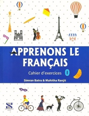 Apprenons Le Francais Cahier d'exercices 0