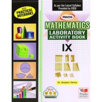 Prachi Mathematics Laboratory Activity Book For Class 9
