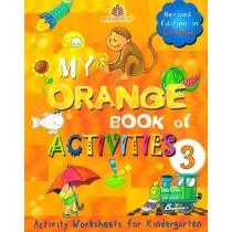 Madhubun My Orange Book of Activities 3