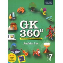 Oxford GK 360 General Knowledge For Class 7