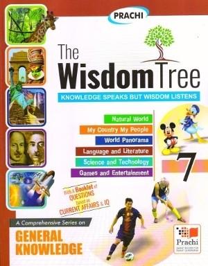 Prachi The Wisdom Tree Book 7
