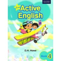 Oxford New Active English Coursebook Class 4
