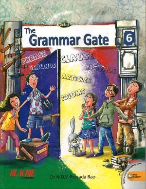 The Grammar Gate For Class 6