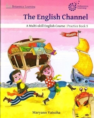The English Channel Practice Book Class 5