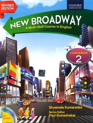 Oxford New Broadway English Coursebook For Class 2