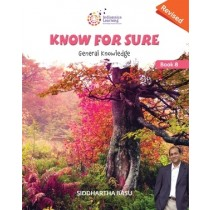 Know For Sure General Knowledge Class 8