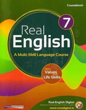 Viva Real English Coursebook Class 7
