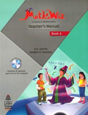 MathsWiz A Course In Mathematics Teacher's Manual Book 6