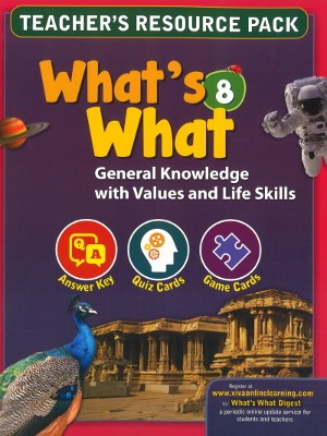 Viva What's What General Knowledge For Class 8 Solutions