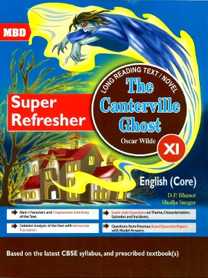 MBD Super Refresher The Canterville Ghost Class 11