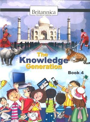 Britannica The Knowledge Generation For Class 4
