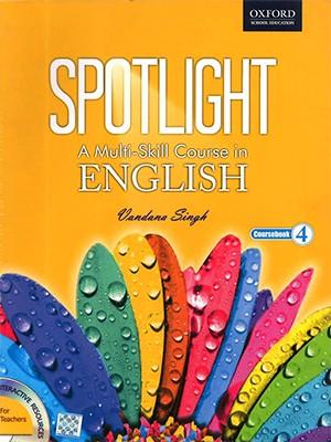 Oxford Spotlight English (Course Book) for Class  4