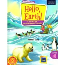 Oxford Hello Earth Class 4