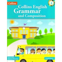 Collins English Grammar and Composition Class 4