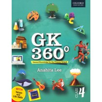 Oxford GK 360 General Knowledge For Class 4
