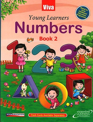 Viva Young Learner Numbers Book 2