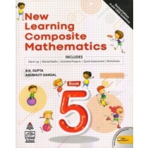 S chand New Learning Composite Mathematics For Class 5