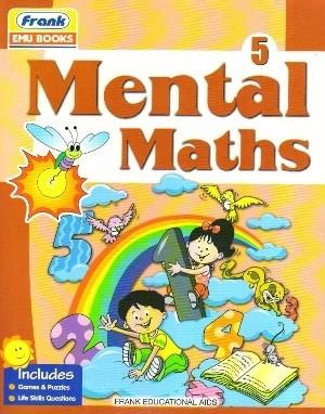 Frank Mental Maths Class 5