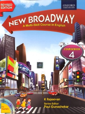 Oxford New Broadway English Coursebook For Class 4
