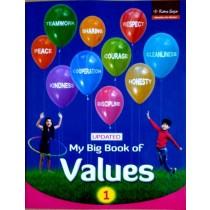 Ratna Sagar My Big Book of Values Class 1