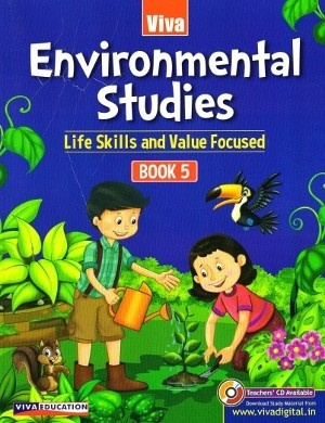 Viva Environmental Studies for Class 5