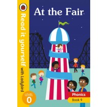 Read It Yourself With Ladybird At the Fair Phonics Book 9 Level 0