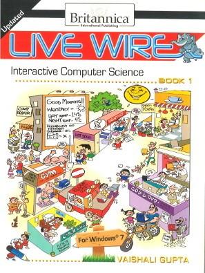 Britannica Live Wire Interactive Computer Science Class 1
