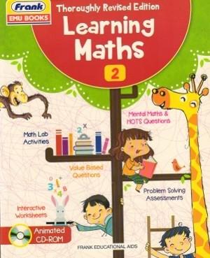 Frank Learning Maths Class 2