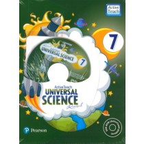 Pearson Active Teach Universal Science Class 7 by Natasha Mehta