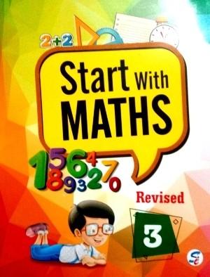 Sapphire Start With Maths For Class 3