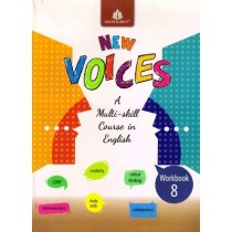Madhubun New Voices English Workbook 8