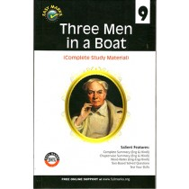 Three Men In A Boat for Class 9