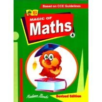 Magic Of Maths For Class 4