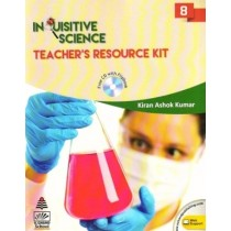 S chand Inquisitive Science Solution Book For Class 8