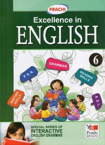 Prachi Excellence In English For Class 6