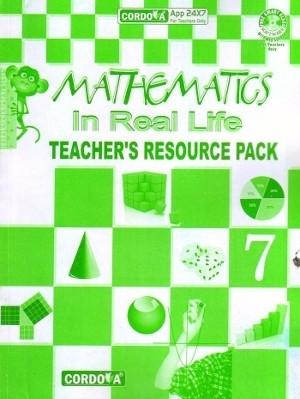 Cordova Mathematics in Real Life Solution book for Class 7