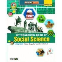 Cordova My Wonderful Book of Social Studies Class 6