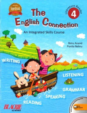 The English Connection Literature Reader Class 4