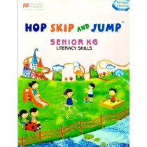 Macmillan Hop Skip and Jump For Senior KG Kit