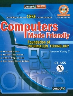 Cordova Computers Made Friendly Class 10