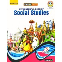 Cordova My Wonderful Book of Social Studies Class 5
