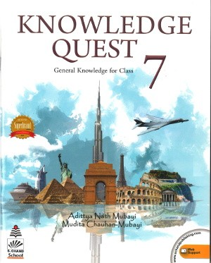 Knowledge Quest General Knowledge For Class 7