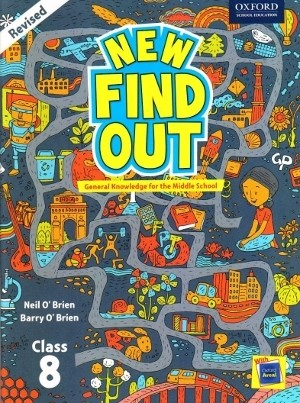 Oxford New Find Out General Knowledge Class 8