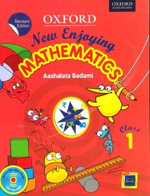 Oxford New Enjoying Mathematics Class 1