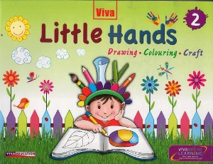 Viva Little Hand Drawing For Class 2