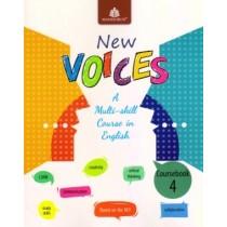 Madhubun New Voices English Coursebook 4