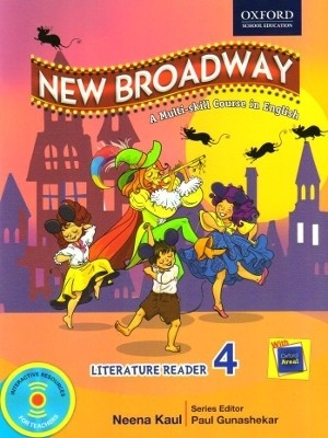 Oxford New Broadway English Literature Reader Book 4