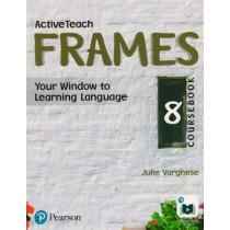 Pearson ActiveTeach Frames Coursebook Class 8