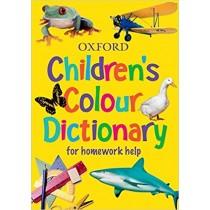 Oxford Children Colour Dictionary For Homework Help