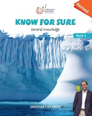 Know For Sure General Knowledge Class 3